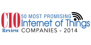 Top 50 IoT Solution Companies - 2014