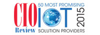Top 50 IoT Solution Companies - 2015