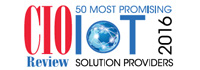 50 Most Promising IoT Solution Providers - 2016