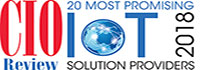 20 Most Promising IoT Solution Providers 2018